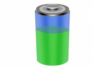 2467423-the-battery-on-a-white-background-it-is-isolated